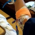 Sick IV Lines