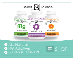 Select Balance - All Natural Supplements & Vitamins