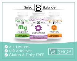 Select Balance - All Natural Supplements & Vitamins